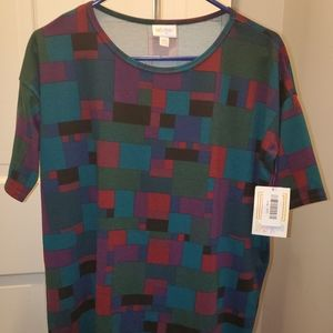 LulaRoe Perfect Tee NWT!